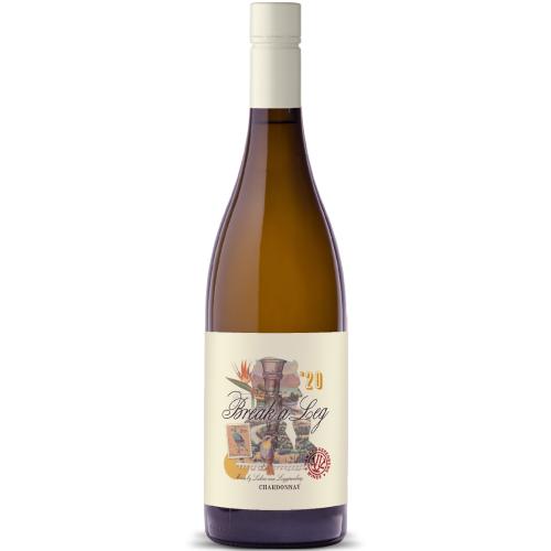 Van Loggerenberg 'Break A Leg' Chardonnay
